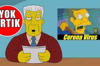 В «Симпсонах» найдено предсказание, что коронавирус быстро превратится в смертельно опасного врага для человечества