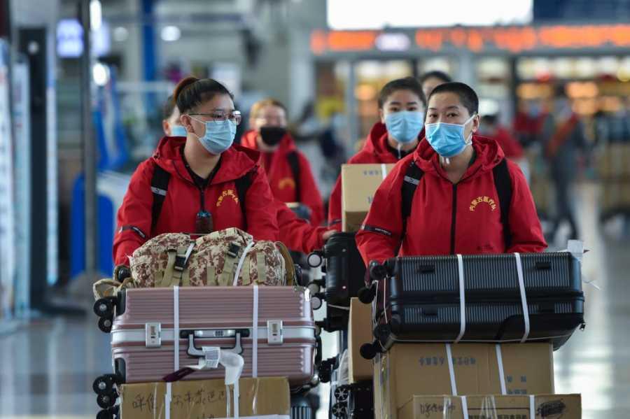 Могут ли въехать в страну жители Китая