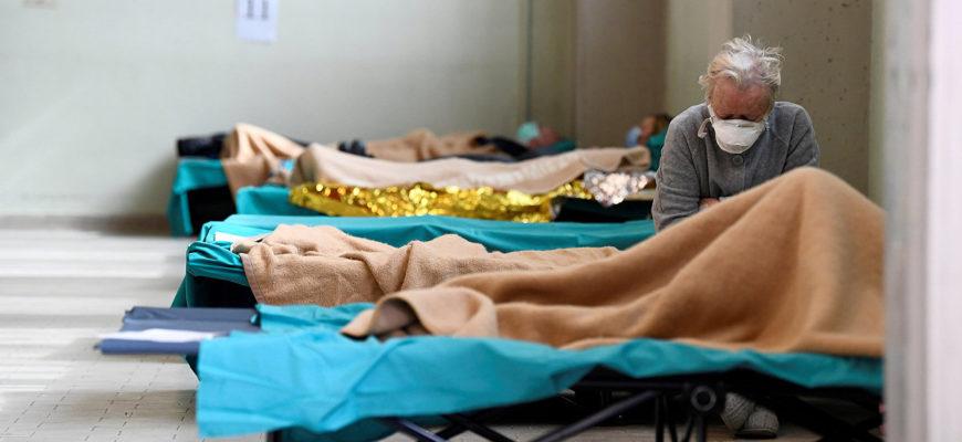 Сколько человек заразилось коронавирусом в Италии в 2020 году: какие последние новости