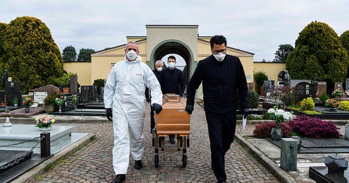 Что происходит с похоронами в Европе?