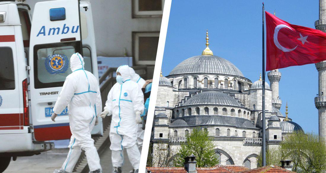 Последняя информация о распространении инфекции в Турции