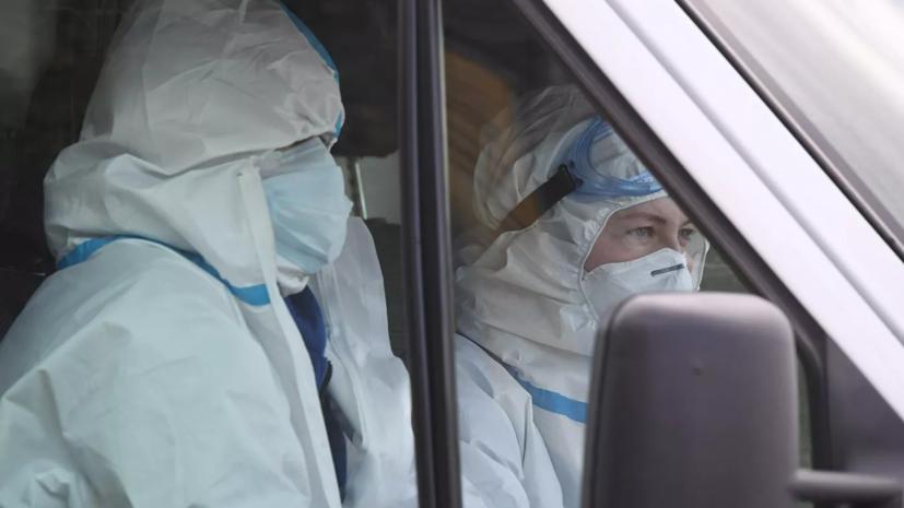 Данные о коронавирусном заражении в Воронежской области?