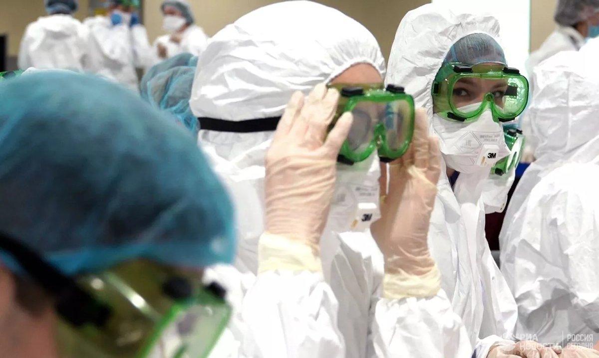 Есть ли лица, инфицированные коронавирусом в Рязани?
