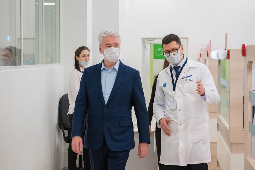 Как обстоит ситуация с коронавирусным заражением в Московском регионе?