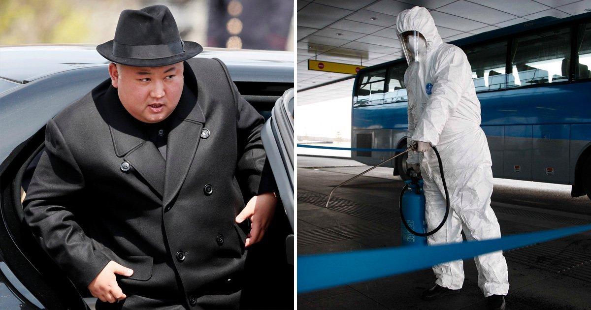 След Северной Кореи или ИГИЛ