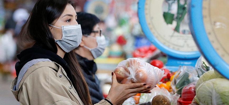 Свежие новости о заболеваемости коронавирусной инфекцией в Республике Казахстан